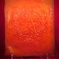 Hex Small Herbal Pentagram Journal in Orange