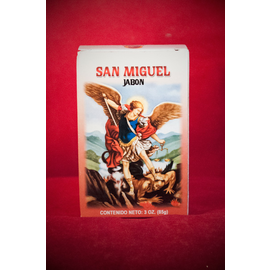 Saint Michael Soap 3oz.