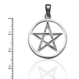 Peter Stone Large Open Pentacle