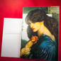 Hex Greeting Card - Persephone