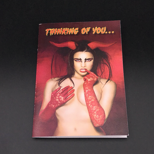 Hex Greeting Card - Thinking of You