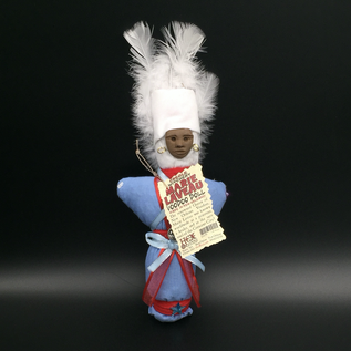 Hex Marie Laveau New Orleans Voodoo Doll