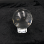 Hex 50mm Clear Crystal Ball