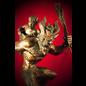 Krampus Statue in Bronze Finish