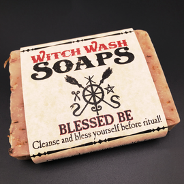 Blessed Be - Witch Wash Soap