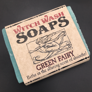 Hex Green Fairy - Witch Wash Soap