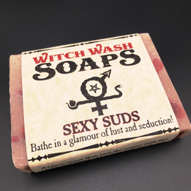 Sexy Suds - Witch Wash Soap