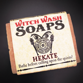 Hekate - Witch Wash Soap
