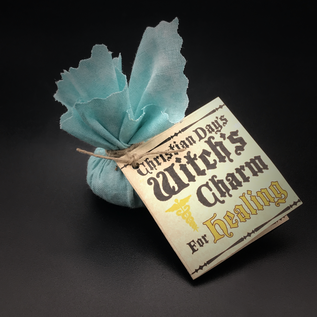 Hex Witch's Charm for Healing