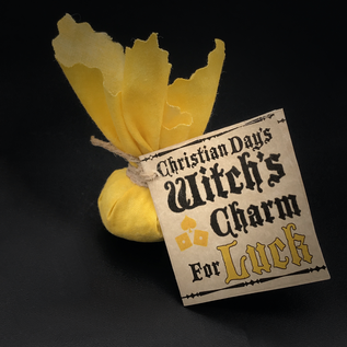 Hex Witch's Charm for Gambler's Luck