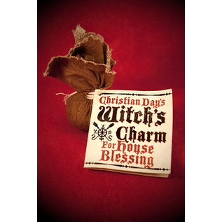 Hex Witch's Charm for House Blessing