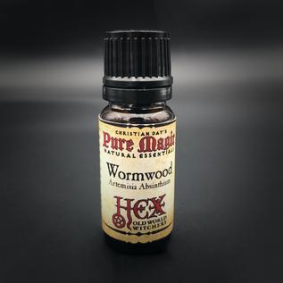 Hex Wormwood (Artemisia Absinthium) - 10ml