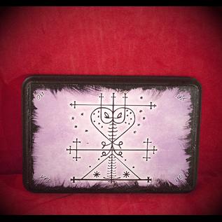 Brigitte Veve Pendulum Board