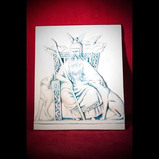 Odin Plaque