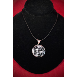 Hex Day of the Dead Pendant