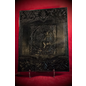 Large Raven Journal in Black