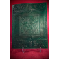 Large Pentacle in Square Journal in Green