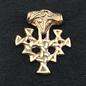 Hex Thor's Hammer Hiddenssee in Bronze