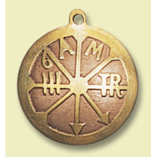 Hex Charm to Aid against Mental Troubles and Bad Habits