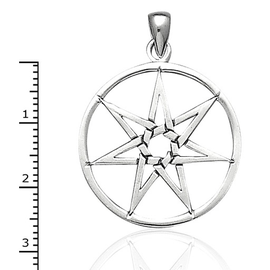 Peter Stone 7 Point Elven Star
