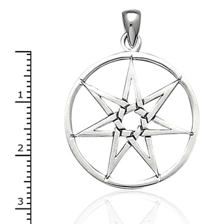 Hex 7 Point Elven Star