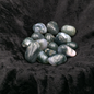 Hex Moss Agate