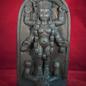 Hex Kali Yantra Statue
