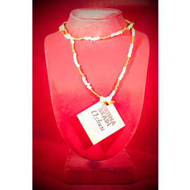 Oshun Orisha Beads