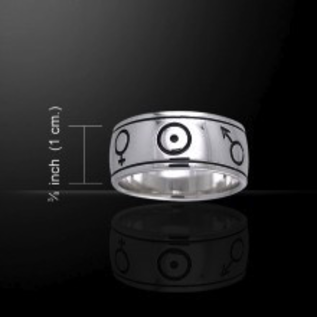 Symbols of the Universe Ring