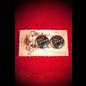 Beelzebub buttons (pair)