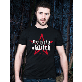 CustomInk Payback's A Witch T-Shirt(lg)