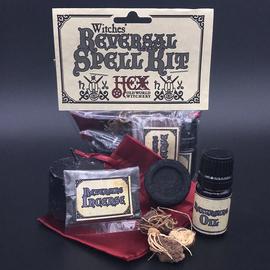 Hex Salem Witches' Reversal Spell Kit