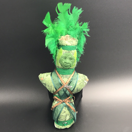 Creole Witchery Gran Bwa New Orleans Voodoo Doll