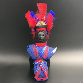 Creole Witchery Erzulie Dantor New Orleans Voodoo Doll