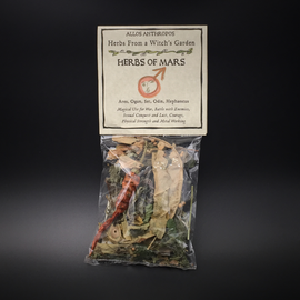 Herbs of Mars - Herbs from a Witch's Garden