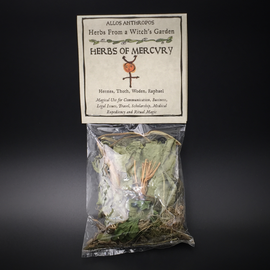 Herbs of Mercury - Herbs from a Witch's Garden