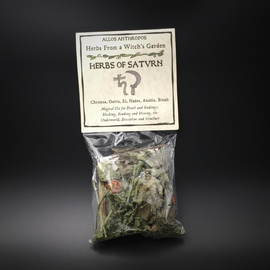 Herbs of Saturn - Herbs from a Witch's Garden