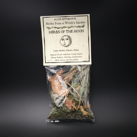 Herbs of the Moon - Herbs from a Witch's Garden