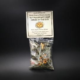 Herbs of the Sun - Herbs from a Witch's Garden