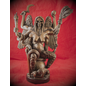 Hex Solid Bronze Witch Queen Statue