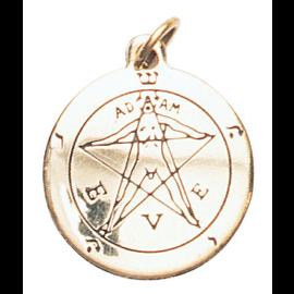 Pentacle of Eden Charm Pendant for Winning a Lover's Heart