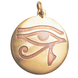 Eye of Horus Charm Pendant for Health, Strength, & Vigour