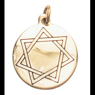 Heptagram, Mystic Star Charm Pendant for Harmony in Love & Friendship