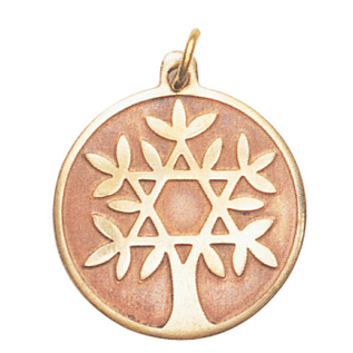 Tree of Life Charm Pendant for Knowledge and Wisdom