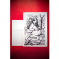 Hex Greeting Card - Fertility Spell by Sabrina the Ink Witch