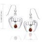 Peter Stone Vampire Fangs Earrings - Worldwide Exclusive to HEX