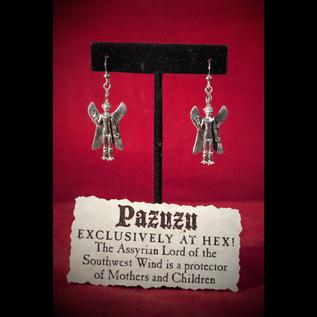 Peter Stone Pazuzu Earrings