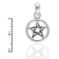 Hex Small Open Pentacle