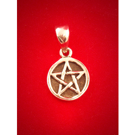 Peter Stone Small Solid Pentacle