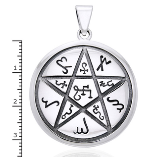 Peter Stone Pentacle of the Earth